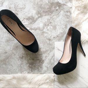 Miu Miu | Suede Platform Heels